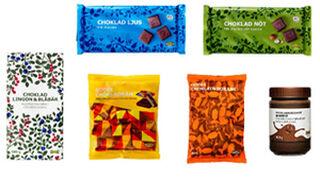 Ikea retira varios chocolates por no ser adecuados para alérgicos