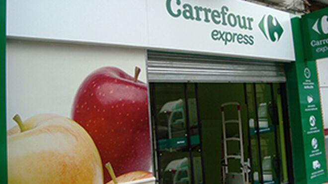 Carrefour Express abre cuatro nuevos supermercados