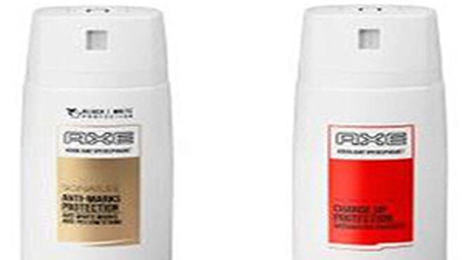 Axe lanza su nueva colección de antitranspirantes