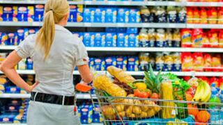 Las ventas del gran consumo subieron 1,8% en 2015