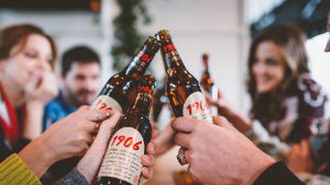 La gama de cervezas 1906, entre las mejores del mundo