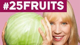 Fruit Logística comparte su aniversario con la campaña #25fruits
