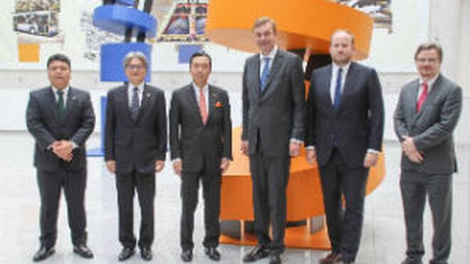 Rhenus y la japonesa Sankyo crean una joint venture