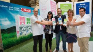 Ganaderos del valle de Karrantza producirán leche marca Eroski