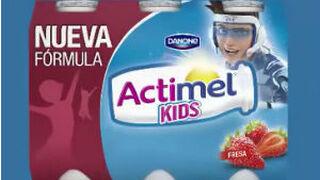 Danone 'vuelve al cole' y renueva su familia Actimel Kids