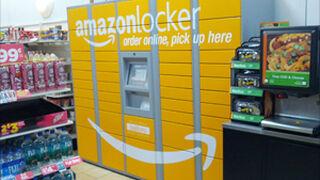 Las taquillas de recogida de Amazon se instalan en Morrisons