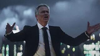 Heineken promociona la Champions con Mourinho, que no la disputará