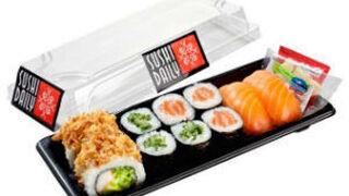Sushi Daily amplía su gama de productos con alimentos sin gluten