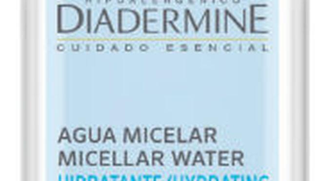 Diadermine se apunta al formato XXL para su agua micelar