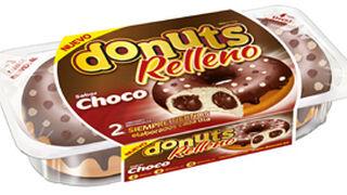 Los consumidores piden... y Donuts se rellena de chocolate