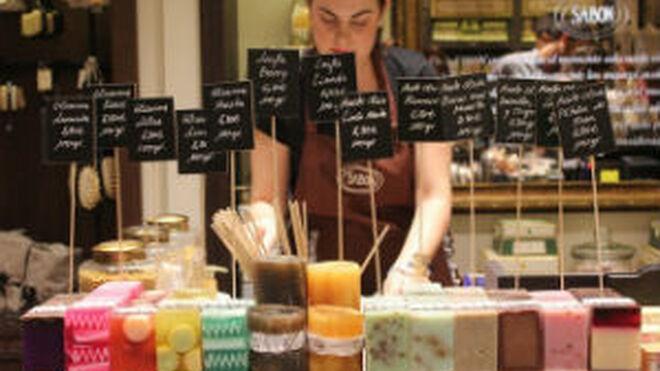 Sabon inaugura en Bilbao su primera tienda en el norte de España