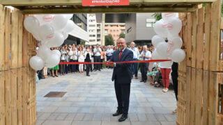 Henkel celebra sus 140 años con un Street Market solidario