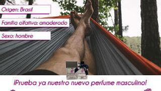 MaxDream lanza un nuevo perfume masculino inspirado en Brasil