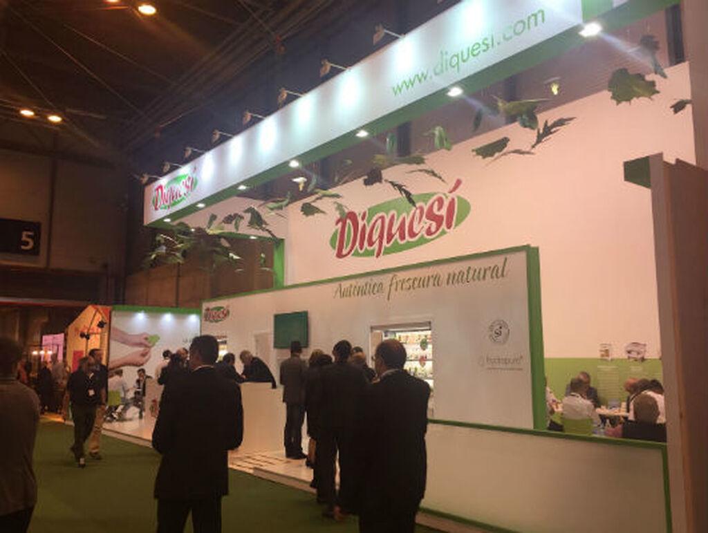 DiqueSí, nueva marca de Vegetales Línea Verde que ofrece productos de la IV y V gama