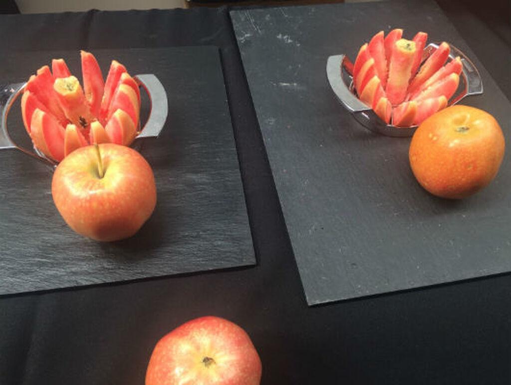 Ifored ha presentado su gama de manzanas de pulpa roja
