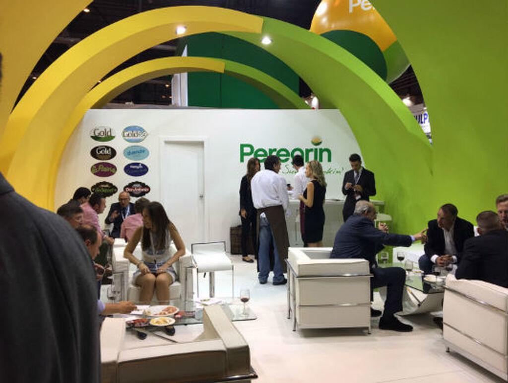 Los productos de Peregrin también se han vendido en Fruit Attraction