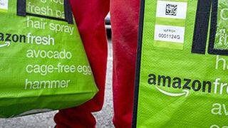 Amazon coquetea con ser también una cadena de supermercados