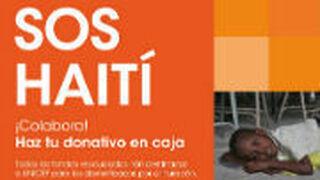 Eroski y Vegalsa recaudarán fondos para Haití
