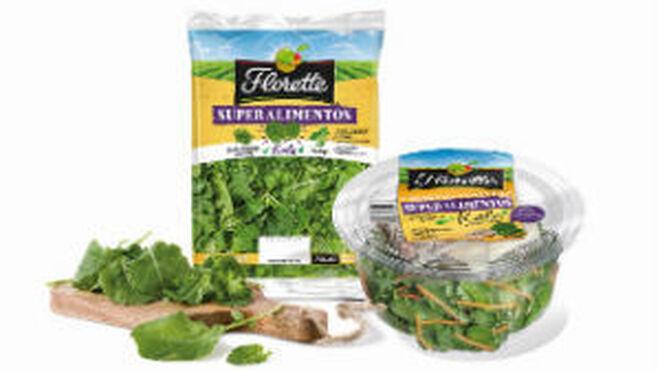 Florette amplía su gama de superalimentos con dos referencias