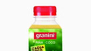 Granini mezcla la energía del agua de coco con el sabor de la piña
