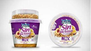 Kaiku Sin Lactosa lanza su variedad Melocotón & Maracuyá
