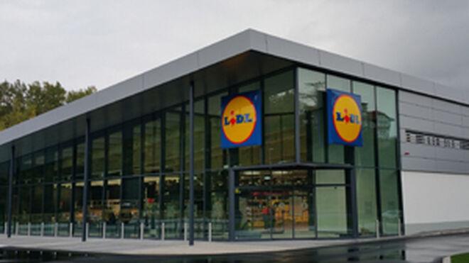 La 'tienda total' de Lidl se estrena a lo grande en el País Vasco