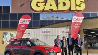 Gadis y Coren premian la fidelidad de sus clientes en Galicia