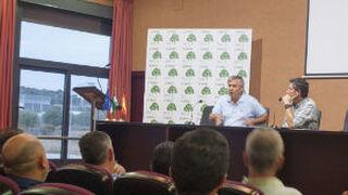 Pugna entre agricultores de Huelva y la Junta de Andalucía
