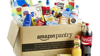Pantry, el desafío de Amazon contra los hipermercados en España