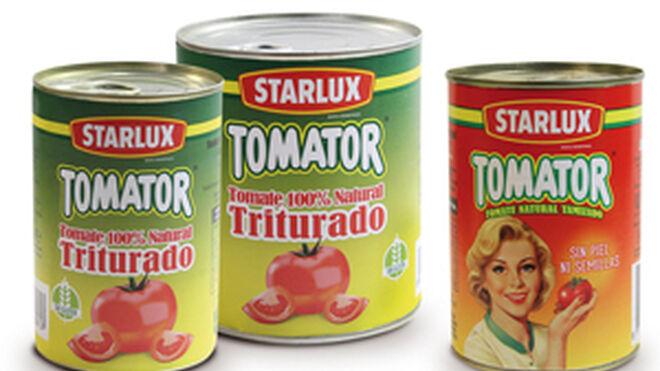 Starlux lanza nuevos formatos de tomate natural triturado