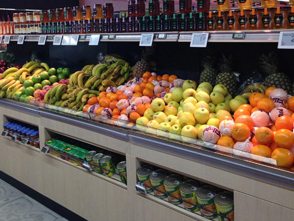 Cantidad y calidad en frutas y verduras