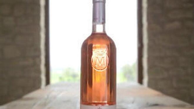 Verallia viste el vino Primer Rosé de Marqués de Murrieta