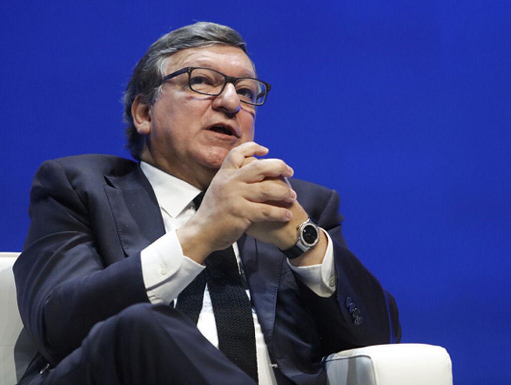 El expresidente de la CE José Manuel Durão Barroso confía en que España siga creciendo