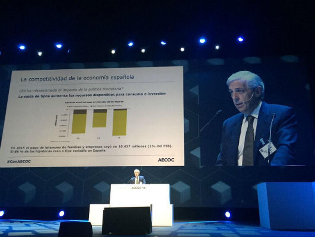 Javier Campo analizó el sector del gran consumo y el momento económico actual
