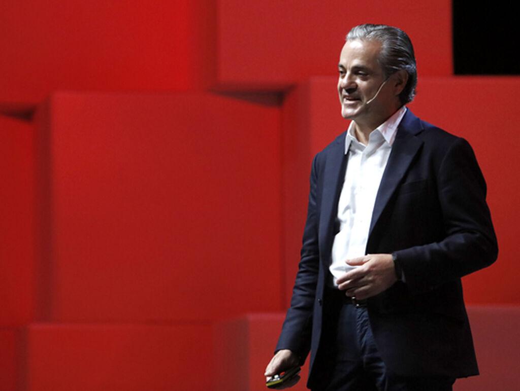 Marcos de Quinto (Coca-Cola) cerró el programa de ponencias