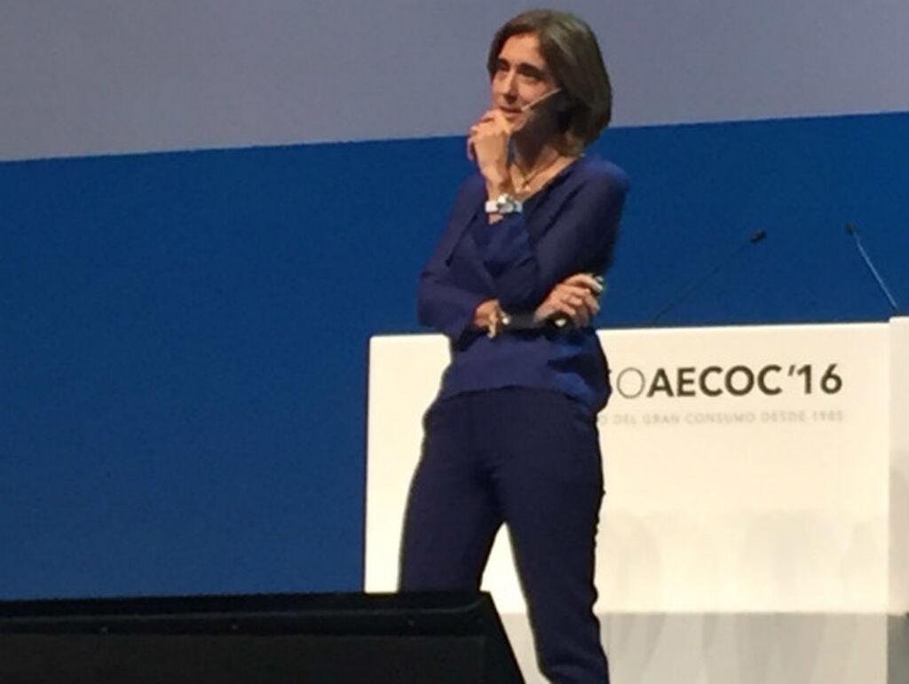 Pilar López, presidenta de Microsoft España, inauguró la segunda jornada del congreso