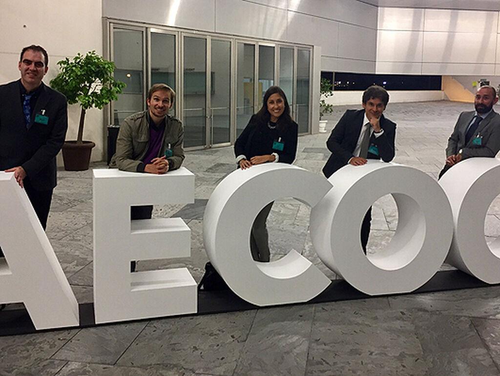 El equipo de GranConsumoTv no podía faltar en el Congreso de Aecoc