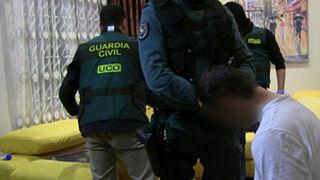 Quince detenidos por robos en empresas del sector alimentario