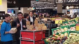 """En busca de """"un tesoro"""" en Carrefour: el cliente omnicanal"""