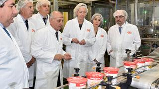 Gallina Blanca inaugura la nueva línea de producción de Yatekomo