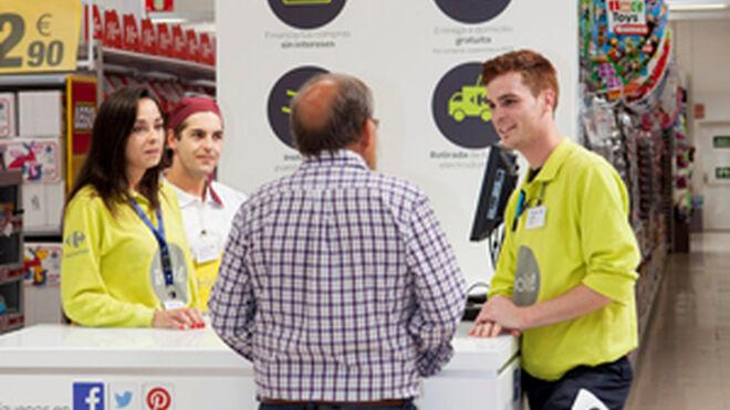 Mercadona, Lidl y Carrefour gustan a los jóvenes para trabajar