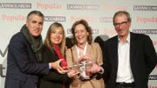 Casademont, premio Pime 2016 por su expansión en Rusia