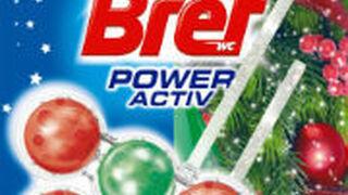 Bref WC lanza una edición limitada con el aroma de la Navidad
