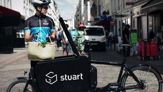 Stuart entra en el juego de las entregas online ultrarápidas