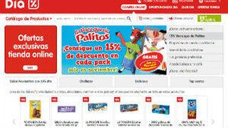 Dia comienza a operar con su tienda online en Asturias