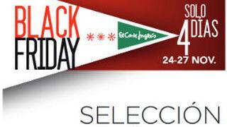 El Black Friday de El Corte Inglés llega con ofertas en 2.000 marcas