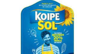 Koipesol rejuvenece su imagen con nueva botella y etiqueta