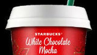 Starbucks regresa con el White Chocolate Mocha para Navidad