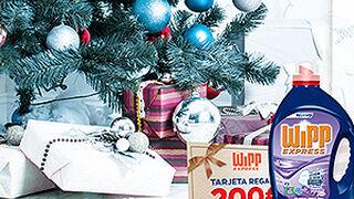 WiPP Express sorteará productos y 200 euros a la semana en Navidad
