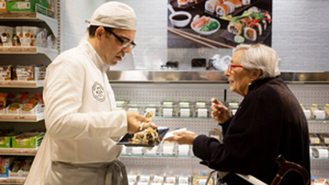 Un supermercado todo gourmet y cien por cien de marca propia